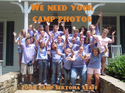 2004 Camp Sertoma Staff